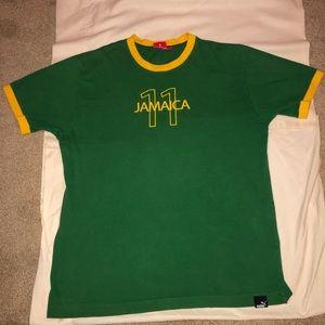 Vintage Puma #11 Jamaica T-shirt! 🔥🔥🔥